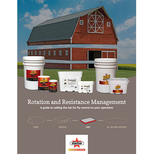 Cover of the Bait Rotation and Resistance Management Guide