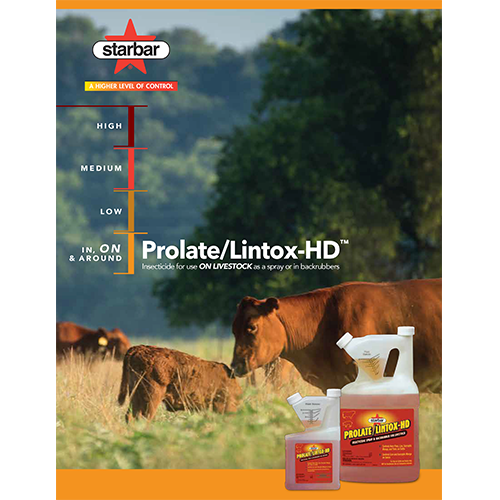 Prolate Lintox Sell Sheet