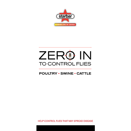 Zero In On Livestock Insect Control Brochure
